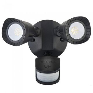 Twin PIR or Dusk to Dawn LED Security Light