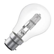 42w BC Halogen Light Bulb