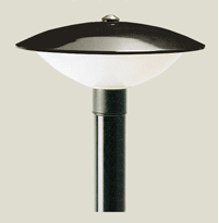 Mushroom Light -Black