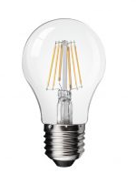 6w Edison Screw LED Filament Bulb