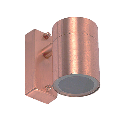 Copper Pillar Light - Single