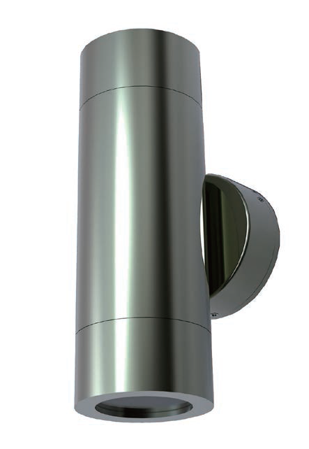 240v Up and Down Pillar Light