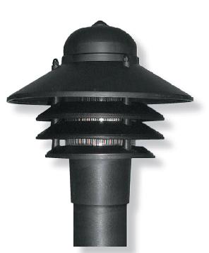 Lexacast Louvred Lantern