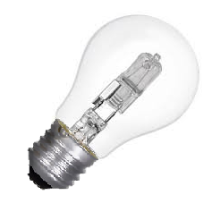 42w ES Halogen Light Bulb