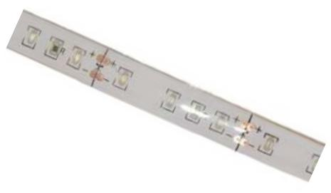 5m roll of 78 LEDs per metre LED Strip -Clear